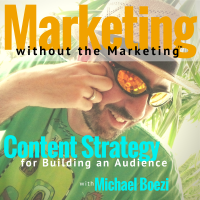New Podcast Series: Marketing without the Marketing
