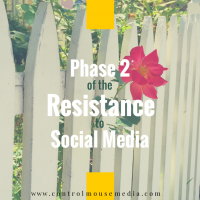 Phase 2 of the Resistance to Social Media