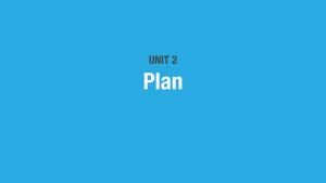 CreateBiz-Unit-2-Plan