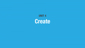 CreateBiz-Unit-4-Create