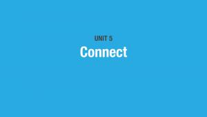 CreateBiz-Unit-5-Connect