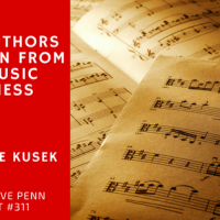 What Authors Can Learn From the Music Business