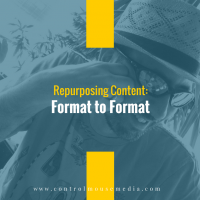 Repurposing Content Across Different Formats