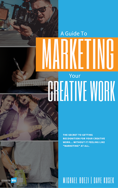 A Guide to Marketing Your Creative Work Cover tn
