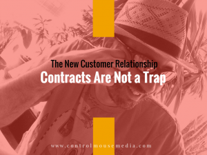 The New Customer Relationship: Counterintuitive strategies for what to do after you earn a customer.