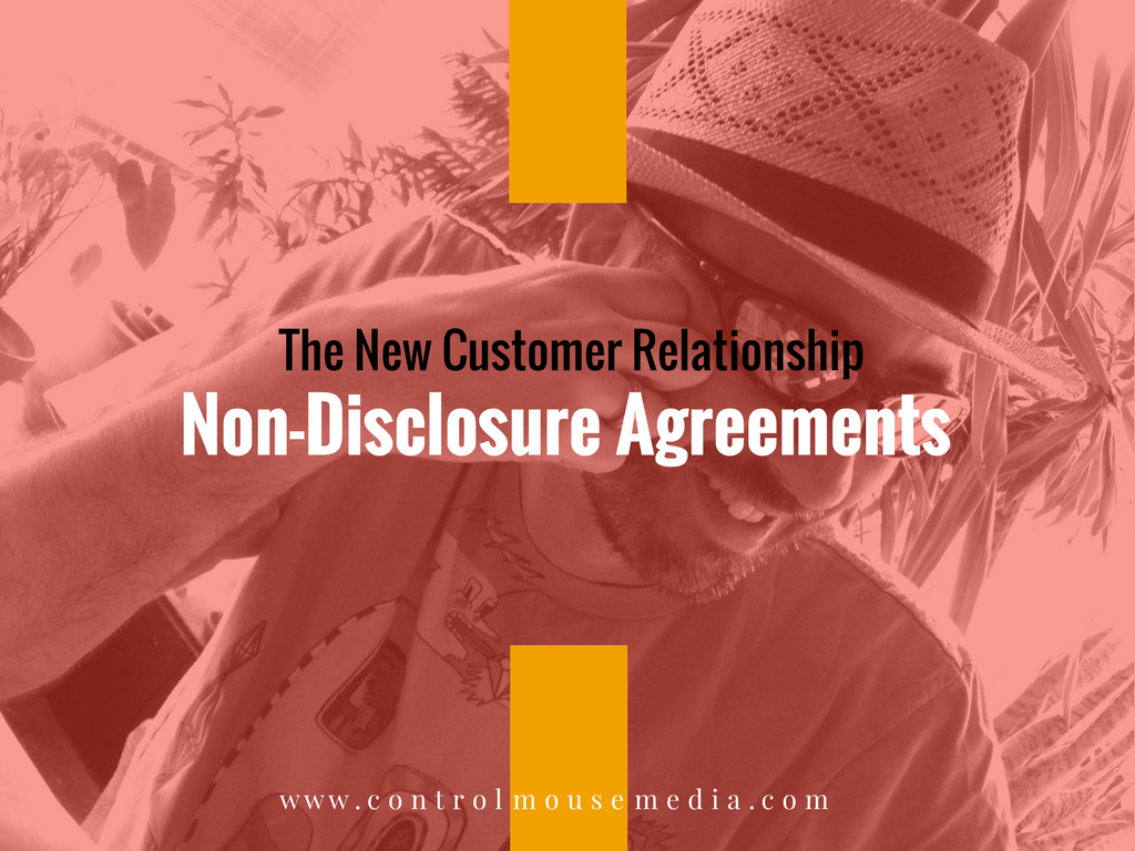 Non Disclosure Agreements Pros And Cons