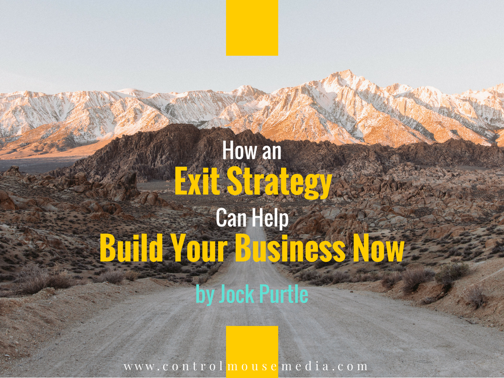 There are four key areas of planning your exit strategy that can help your business now and in the future too.