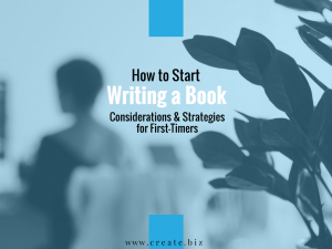 Have you ever thought about writing a book? It can do a lot of great things for you. But let's not underestimate the effort - it's a huge undertaking.