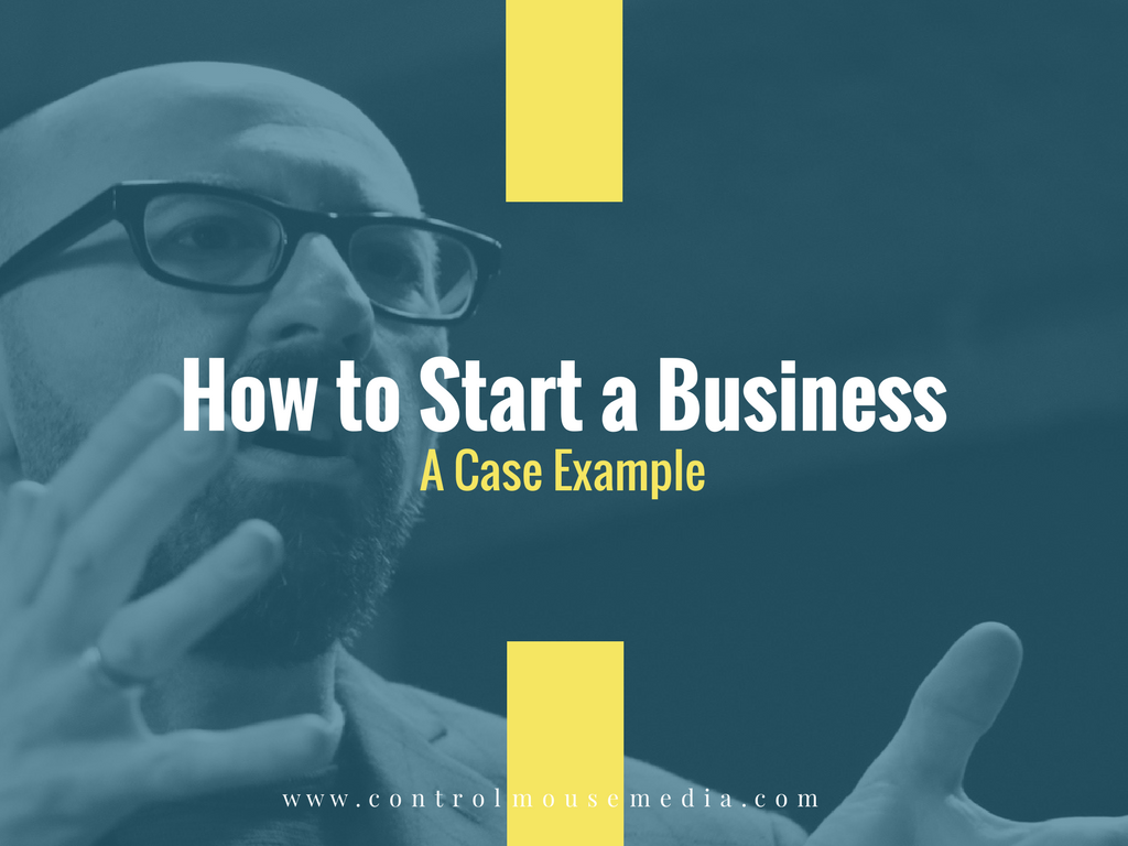 Learn how to start a business in this online course from Michael Boezi, Control Mouse Media, LLC.