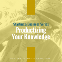 Productizing Your Knowledge