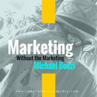 Marketing Without the Marketing offers respectful, soft-touch marketing strategies that are more in line with today's consumers. This podcast is for small business owners of all types, including writers, musicians, and other creatives.
