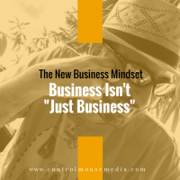 "Business Isn't ""Just Business"""