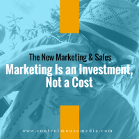 Marketing Is an Investment, Not a Cost