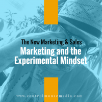 Marketing and the Experimental Mindset