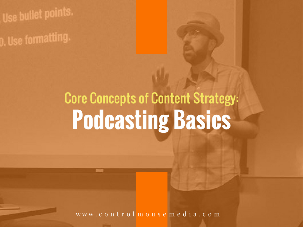 Learn the basics of podcasting for small business in this online course from Michael Boezi, Owner and Managing Director of Control Mouse Media, LLC.