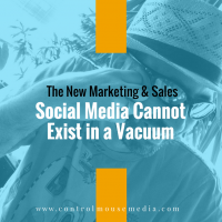 Social Media Cannot Exist in a Vacuum
