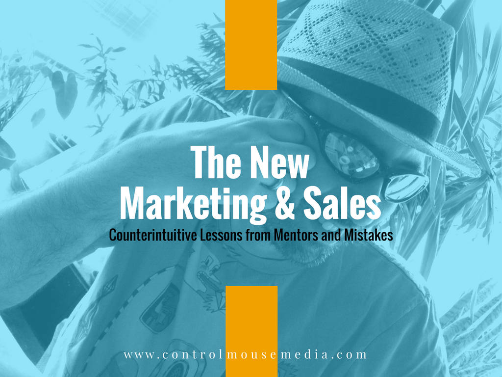 The New Marketing and Sales