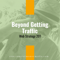 Beyond Getting Traffic: Web Strategy 201