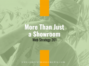 Here's how to make your website do more work for you.
