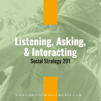 Social media marketing has changed. In order to adapt, our social media interactions need to change too.