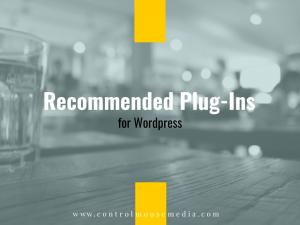 Wordpress Plugins: Recommendations from Michael Boezi